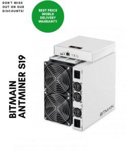 Buy Bitmain Antminer S19 95TH/s Online